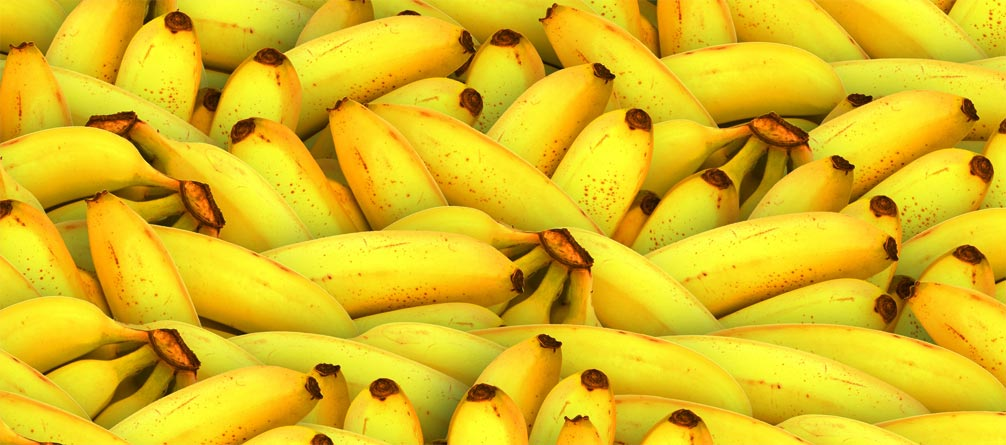 Banana for bodybuilding
