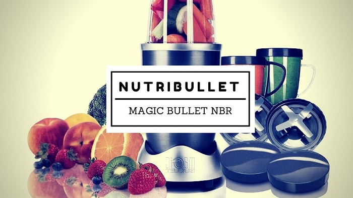 Nutribullet Magic Bullet NBR